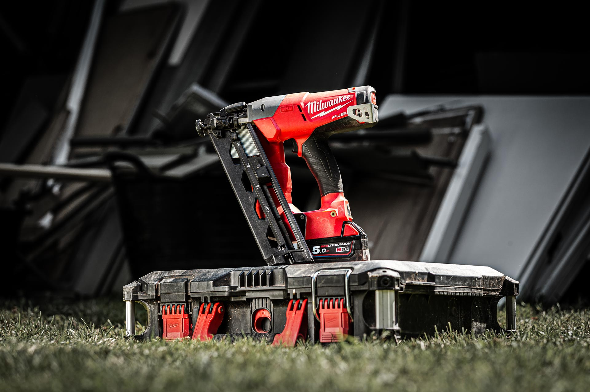 Milwaukee Tool Nailer